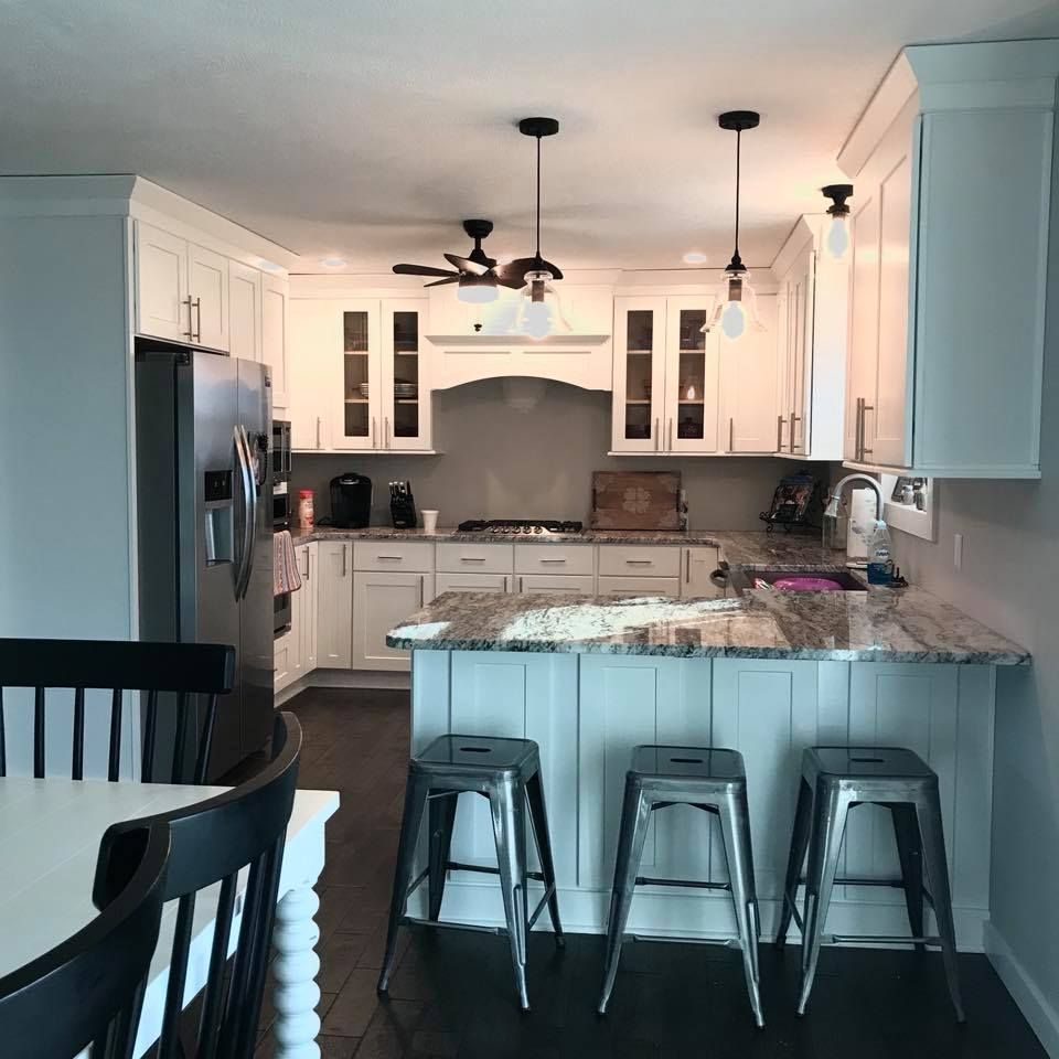St Lucia Granite Countertops In 2019 New Homes