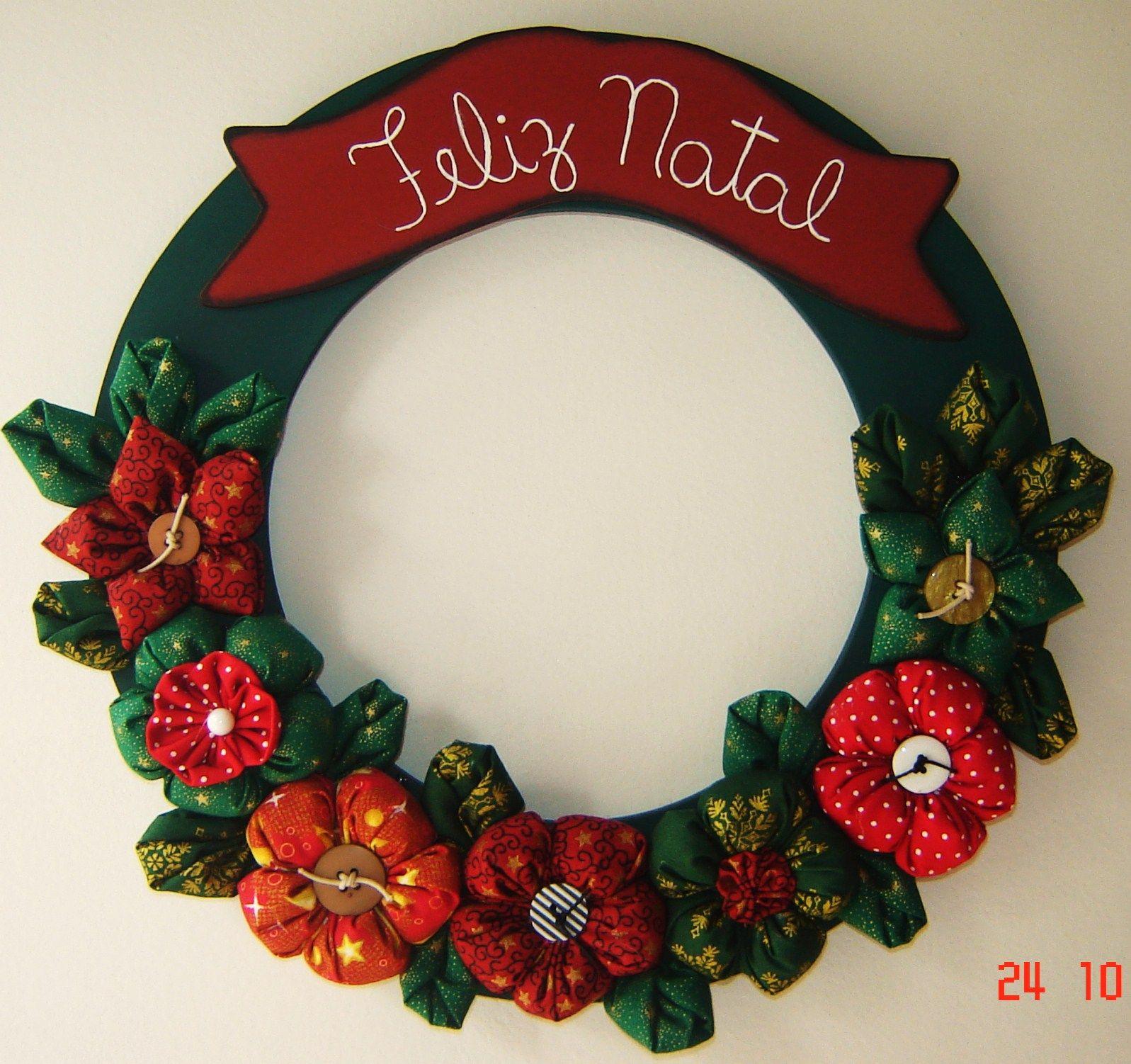 Armario Metalico Garaje ~ guirlanda de natal de tecido Pesquisa Google Natal, a melhorépoca do ano! Pinterest
