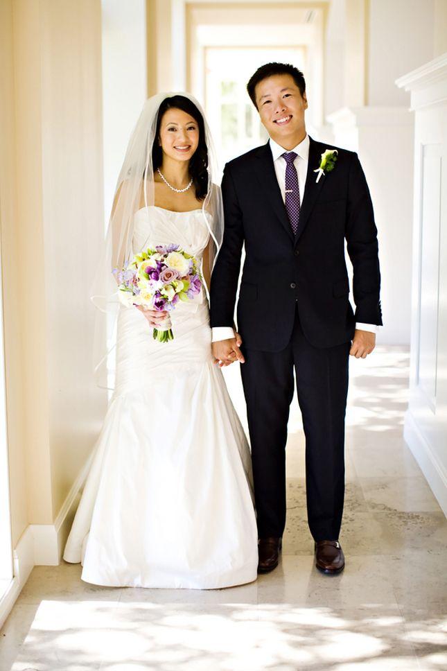 aw such a cute asian couple!