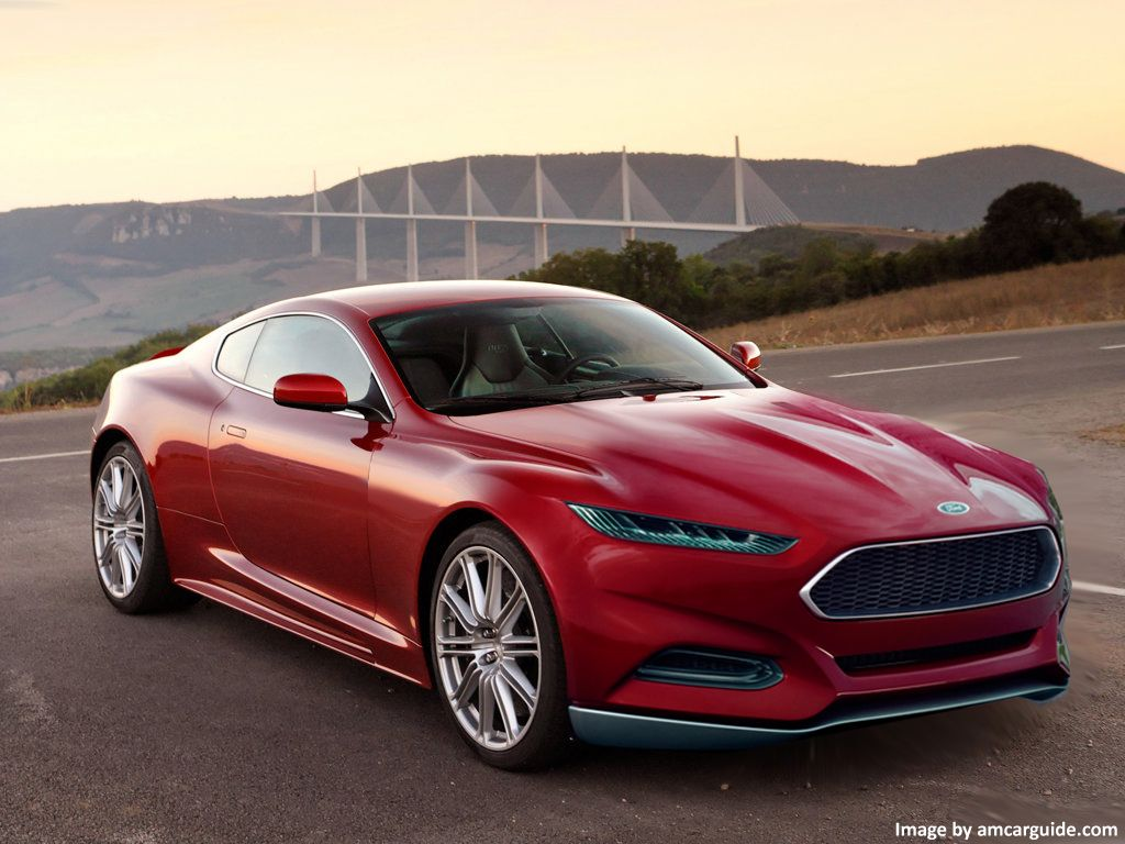 2015 mustang concept - Sports Cars 2015 Mustang