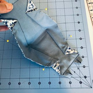 Photo of How to Make a 3D Origami Fabric Face Mask