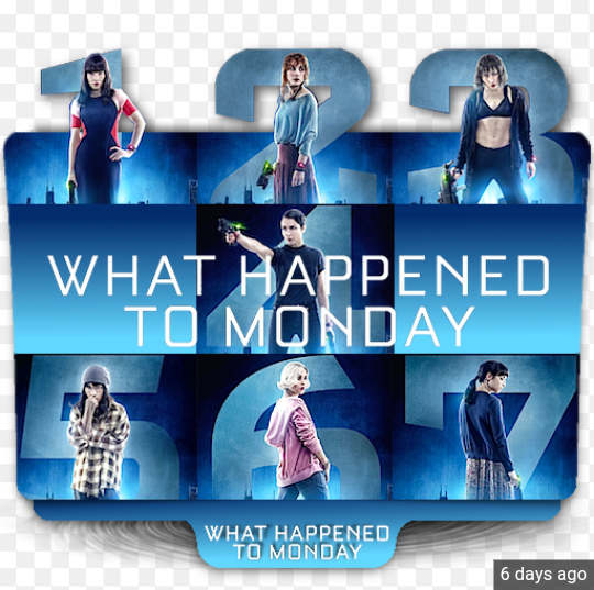 Pin On What Happened To Monday