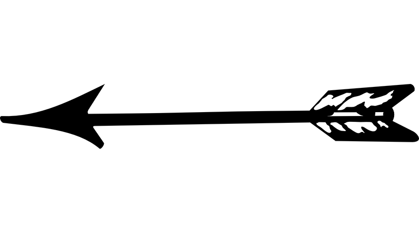 Italian Gets A 30cm Long Arrow In Heart And Survives Afrinik Arrows Graphic Arrow Survivor Idea