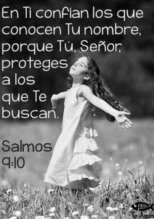 Salmos 9:10 facebook.com/jesusteamamgaministries