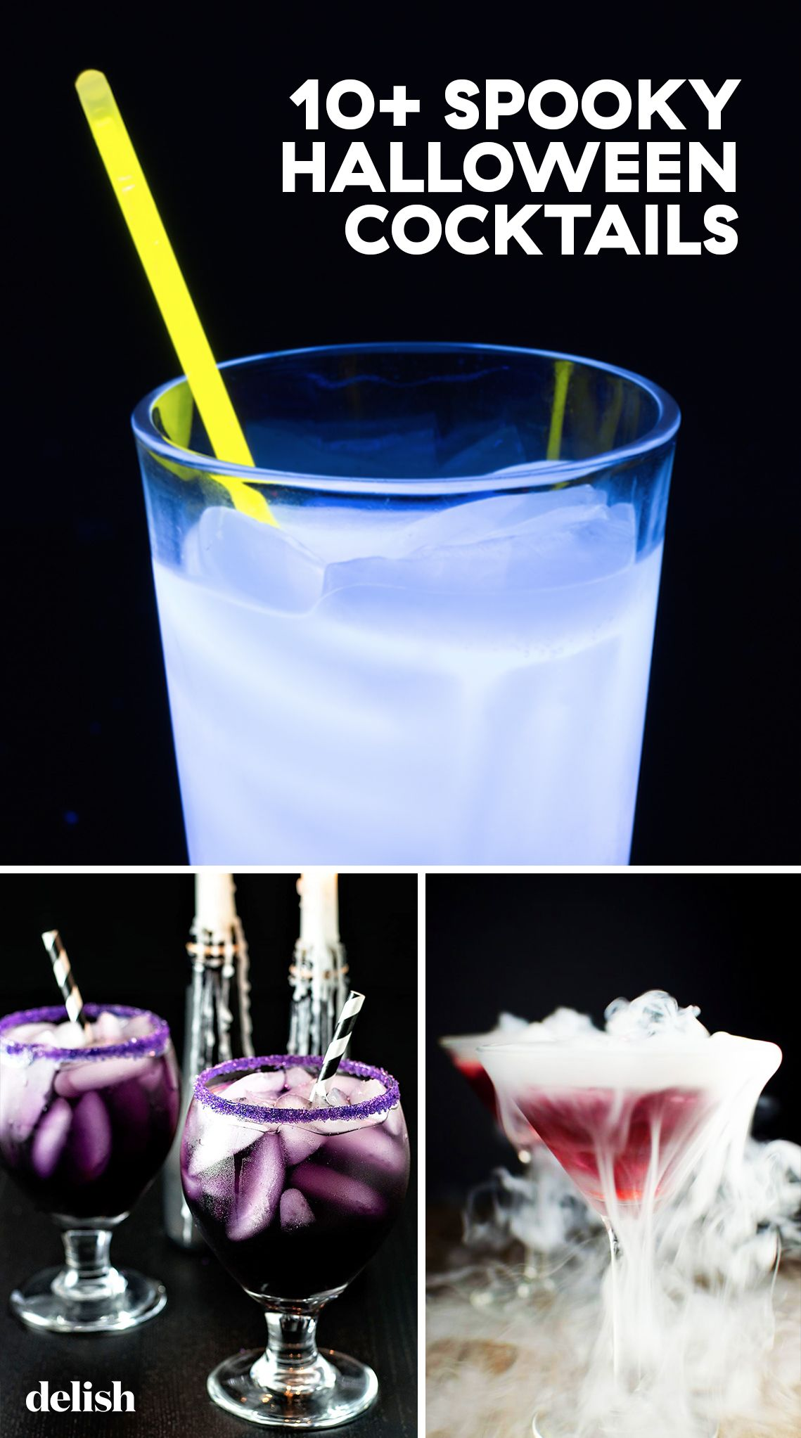 Easy Halloween Shots Recipes 15 Halloween Cocktails That Are Even Better Than Your Costume