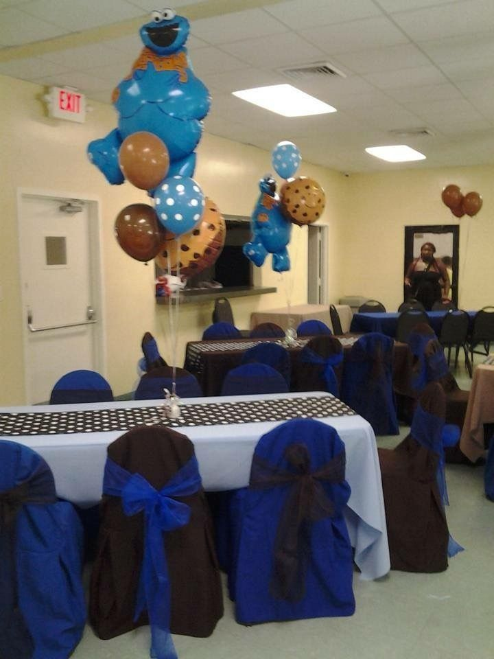 Cookie Monster Party, Baby Shower Themes, Shower Ideas, Birthday Boys,  Birthday Ideas, Birthday Parties, Mj, Party Ideas, Events