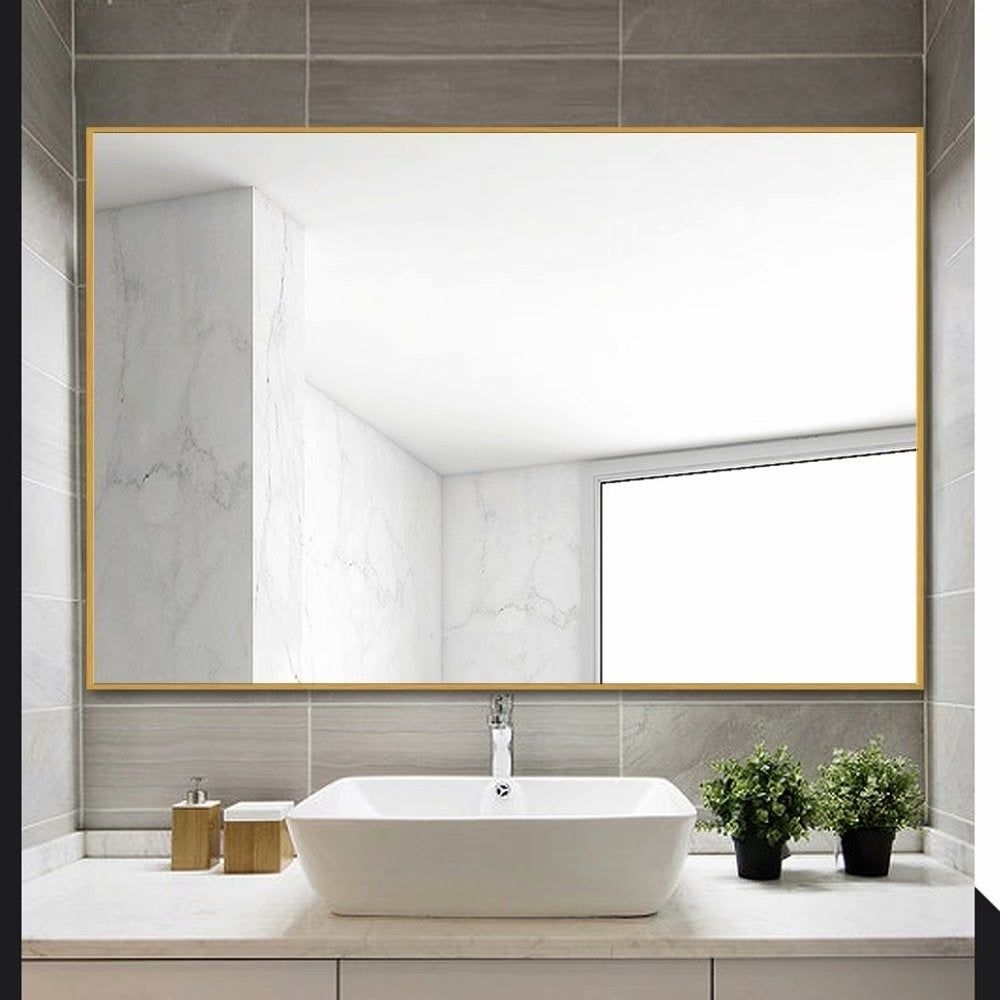 27 Luxury Rectangular Bathroom Mirrors Contemporary Bathroom Mirrors Large Bathroom Mirrors Rectangular Bathroom Mirror