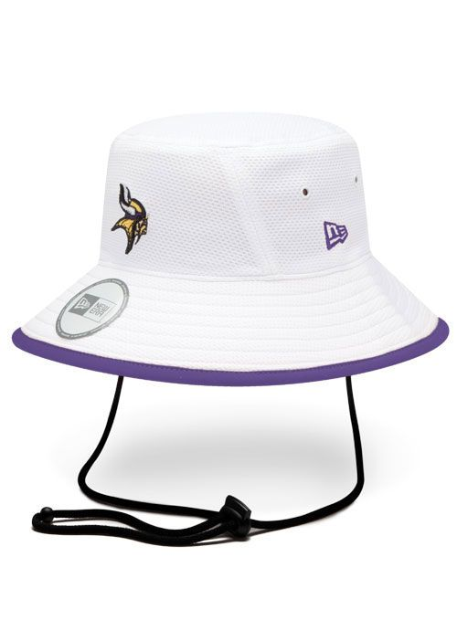 b1e5e29c Vikings New Era Training Bucket Hat | Minnesota Vikings Hats at ...