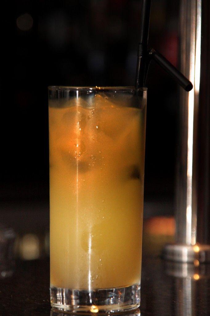 Bru Bull - Smirnoff, Apple Sourz, orange juice & Red Bull | Drinks ...
