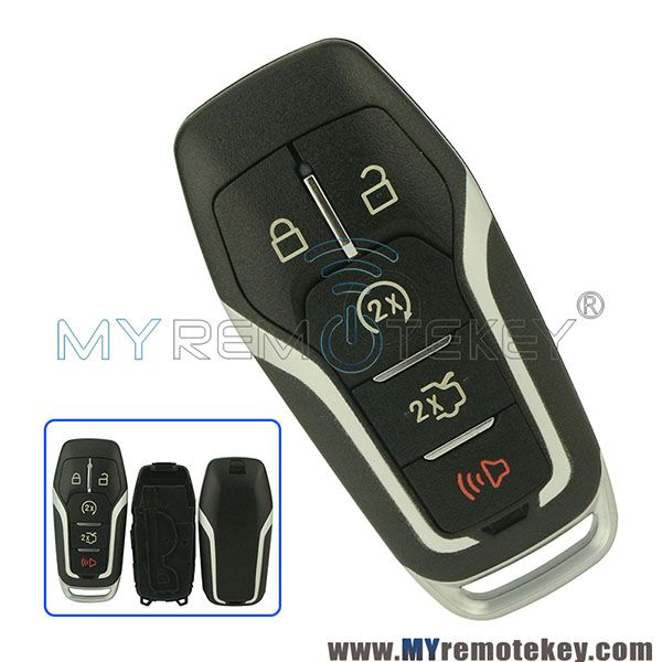Smart Key Shell Case For Ford Fusion 5 Button M3n A2c31243300 Ford Expedition 2016 Ford Fusion Ford