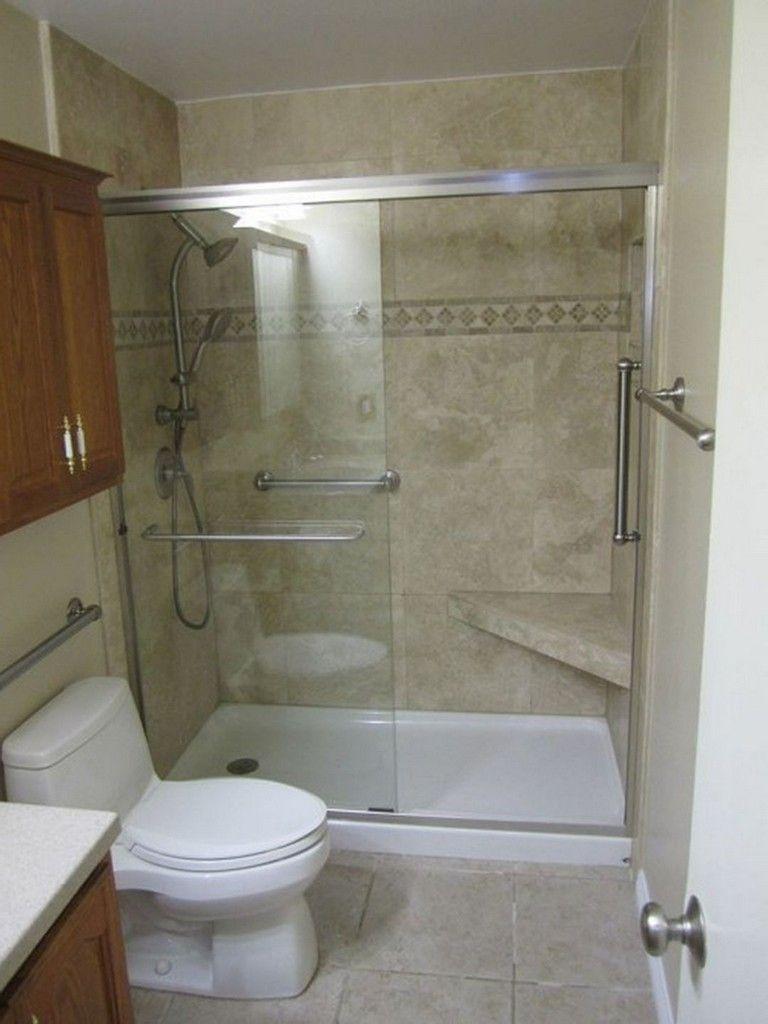 21 Top Best Shower Stalls For Small Bathroom On A Budget Bathroomideas Bathroomdesign Bathroo Handicap Bathroom Design Small Bathroom Bathroom Design Small