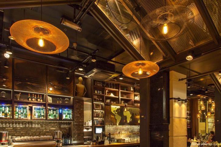 Design Electro Products » Caffe Esprit / Bar Jackson Dubois