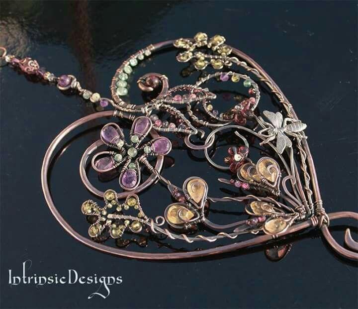 By Cathy Heery, Intrinsic Designs | Bead glass suncatchers ...
