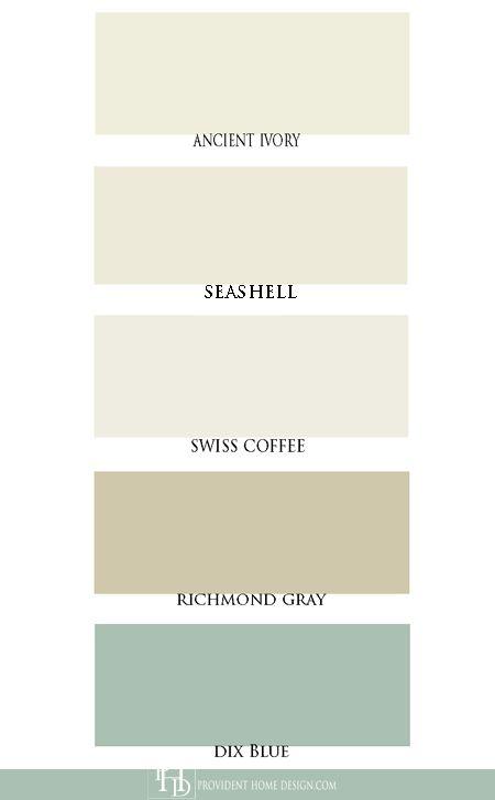 Interview With Interior Designer Lauren Liess Ivory Paint Color Lauren Liess Favorite Paint Colors