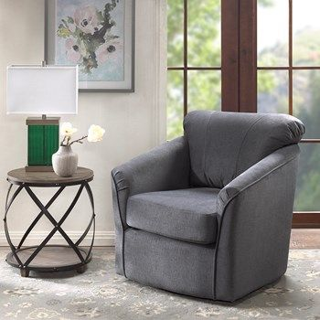 Designer Swivel Chairs For Living Room Diedra Accent Chair  Wall Art Bedroom Designer Living And Swivel