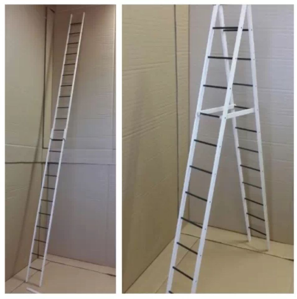 Pin By Jellybean Junction On For Sale On Ebay Ladder Decor Plant Ladder 8ft