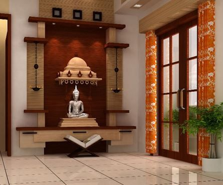 Small Pooja Room Designs puja room Pinterest Room Puja room