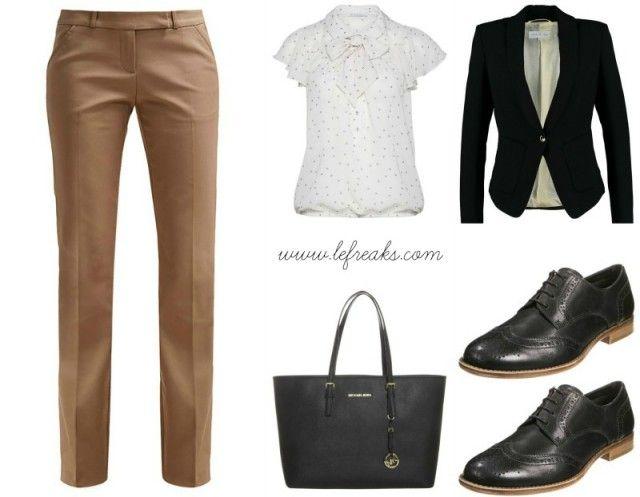 Outfit Per Ufficio : Outfit formale colloquio di lavoro ufficio comunicazione outfit