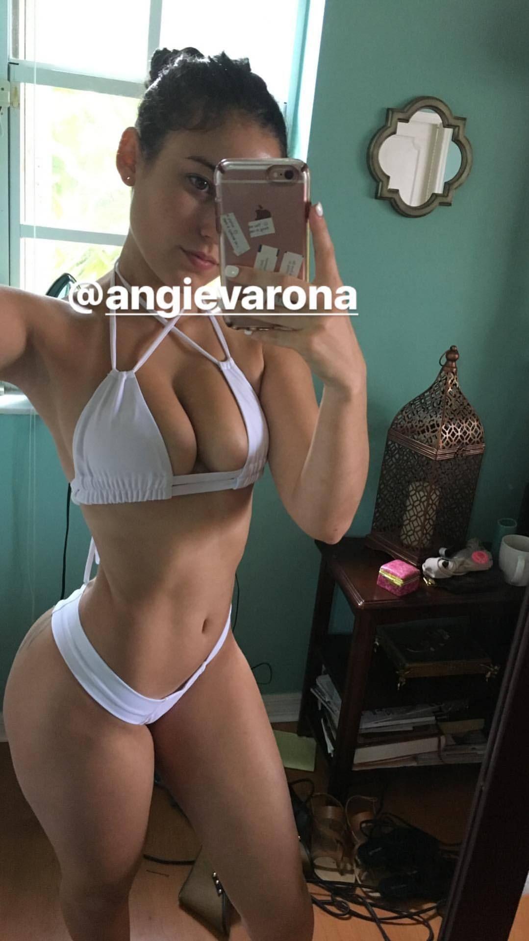a1cb3f5cb6 Angie Varona Picture Gallery   Photo Mujer Bonita