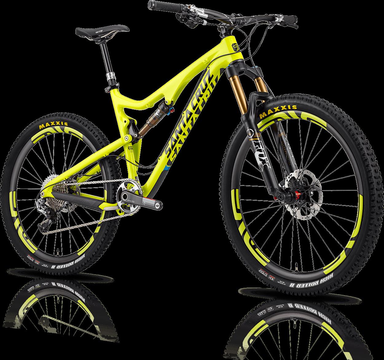 Santa Cruz Bicycles Bronson Carbon
