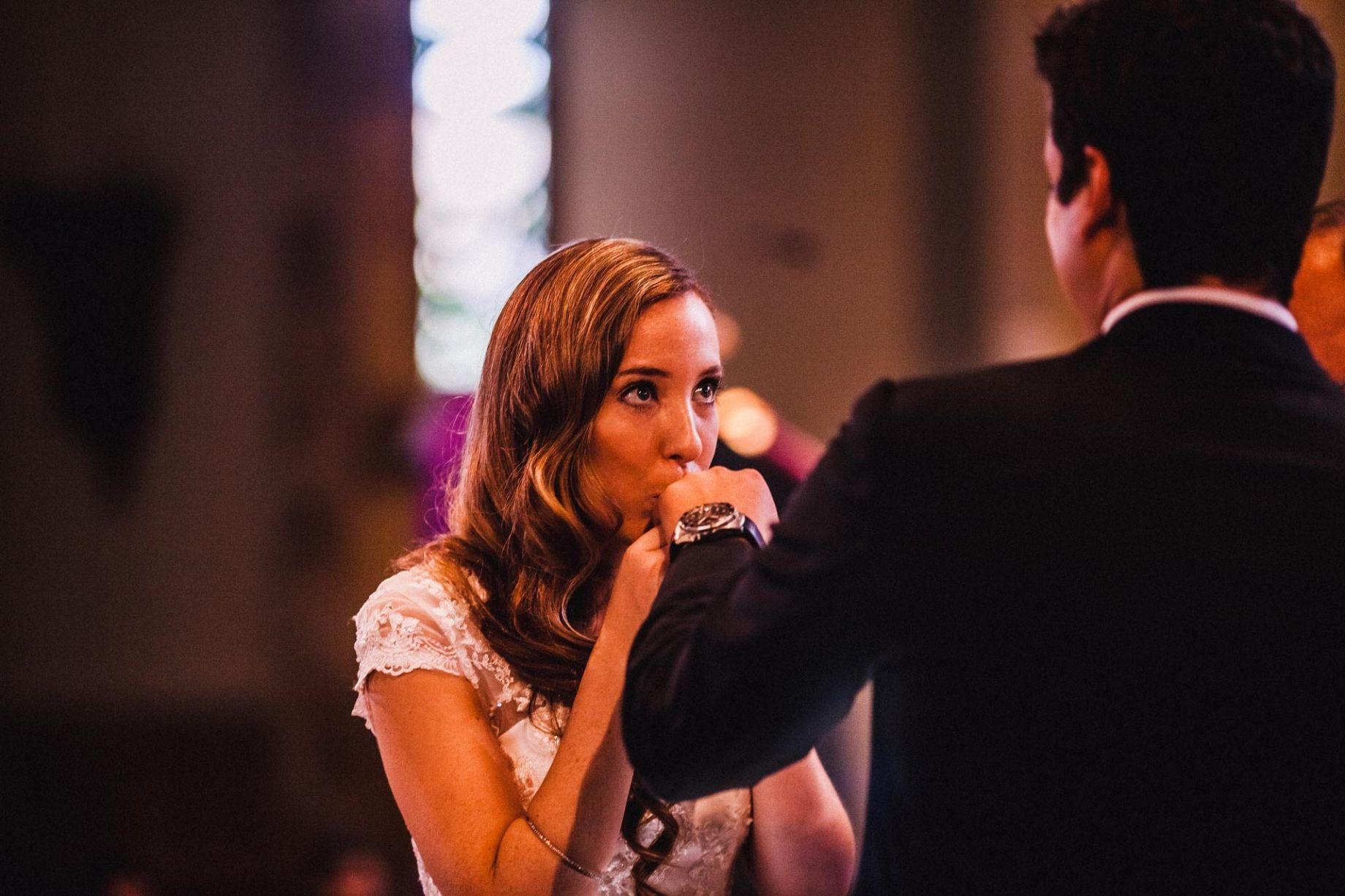 Matrimonio en Lo Barnechea, Parroquia María Madre de Misericordia, Santiago {Germaine + Bruno} - Fotógrafo matrimonio Santiago, Viña, Concepción