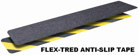 wooster products anti slip non skid stair treads and tape - Non Slip Stair Treads