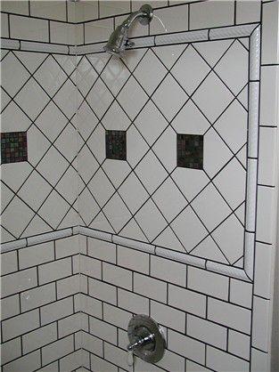 grout color white tiles
