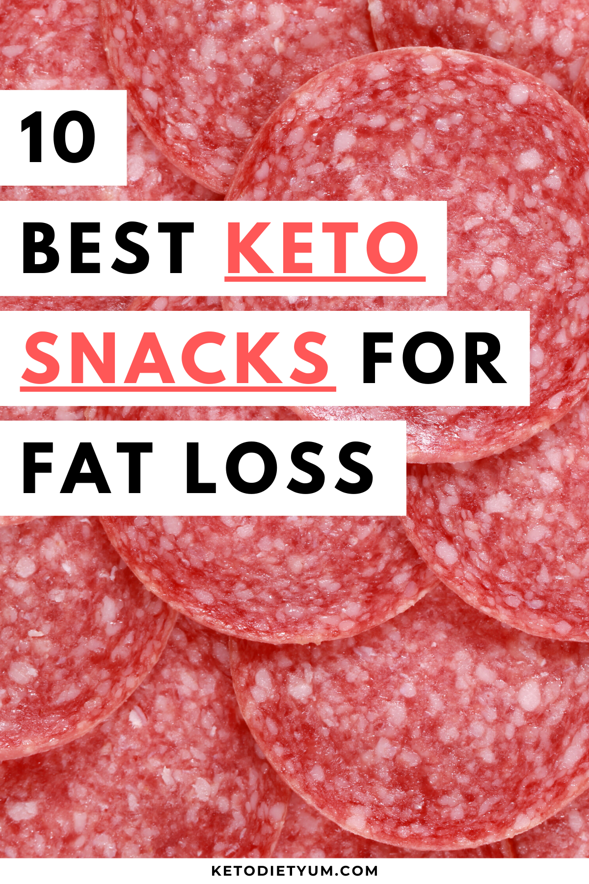 10 Top Keto Diet Snack Recipes for Weight Loss
