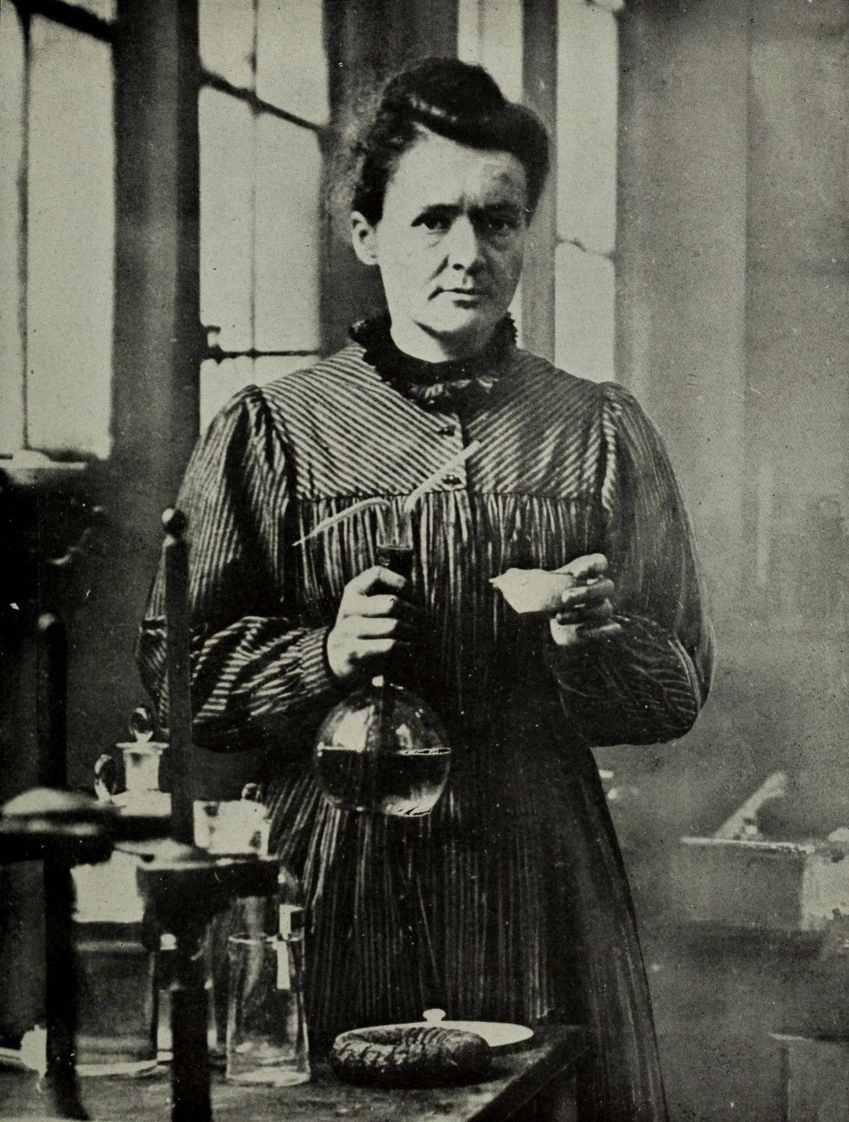 Marie Curie: Details about MARIE CURIE GLOSSY POSTER PICTURE PHOTO science polish chemist france dec...