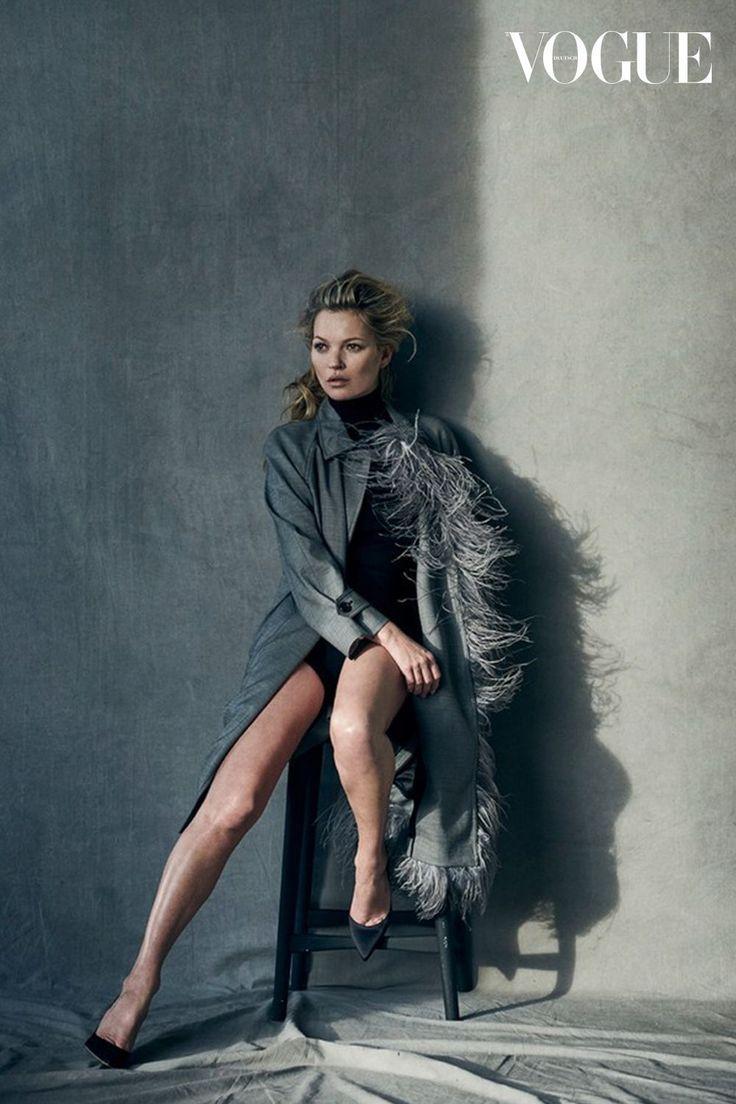 Best-of Peter Lindbergh: Starke Fotos des deutschen Modefotografen