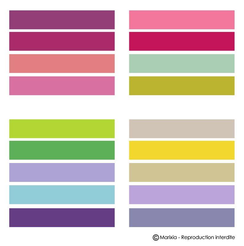 ce nuancier appartient la colorim trie t blonde. Black Bedroom Furniture Sets. Home Design Ideas