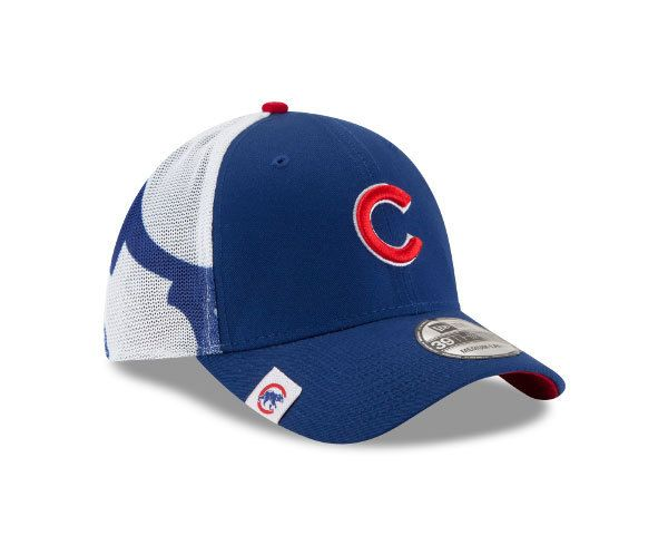 0a97b91da Chicago Cubs Logo Wrapped 39THIRTY Flex Hat by New Era | Hats by New ...