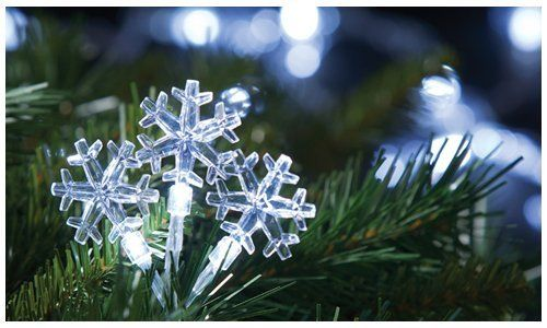 Snow White Indoor/ Outdoor Christmas 40 LED Snowflake Twinkle Lights, White by Disney, http://www.amazon.co.uk/dp/B005FEHWQQ/ref=cm_sw_r_pi_dp_Dx0fsb1FRQKRC