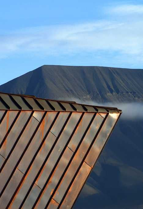 Penny Wise 12 Cool Copper Clad Buildings Copper Roof Standing Seam Metal Cladding