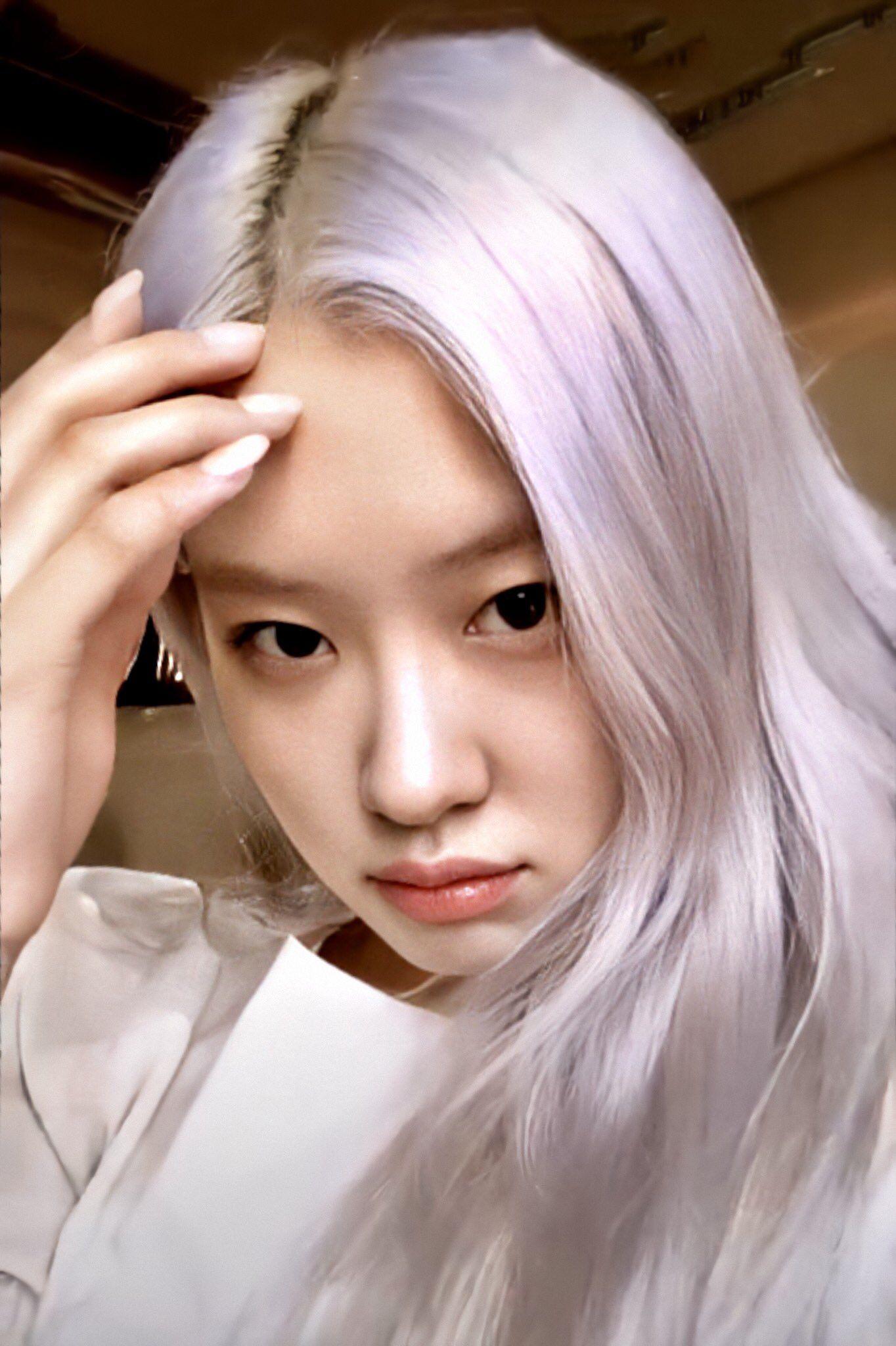 rosé pics on Twitter di 2020 Selebritas, Gadis korea, Rambut