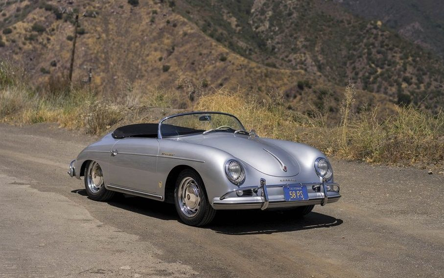 Porsche 356A Speedster (With images) Classic sports cars