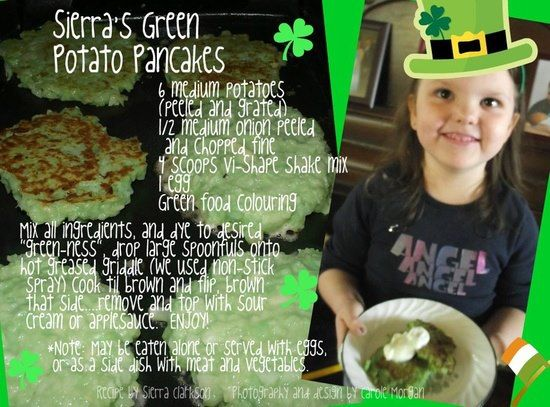 Green Visalus Pancake Recipe For more Visalus Recipes go to - grten