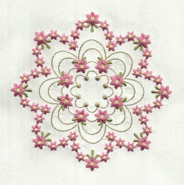 secretsof.com/embroidery artisticdesigns/daisyquilt ATD064-12 5x7,6x10