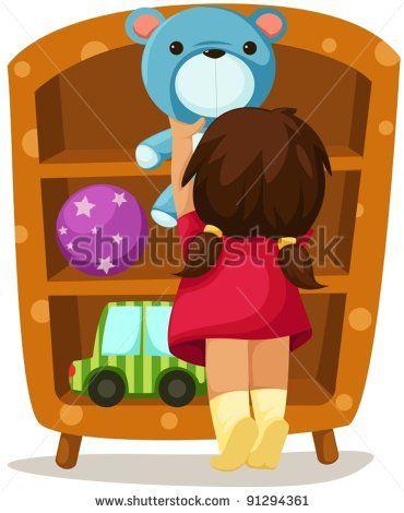 pick up toys clipart night routin pinterest vector photo rh pinterest com Pick Up Toys Cartoon Pick Up Toys Cartoon