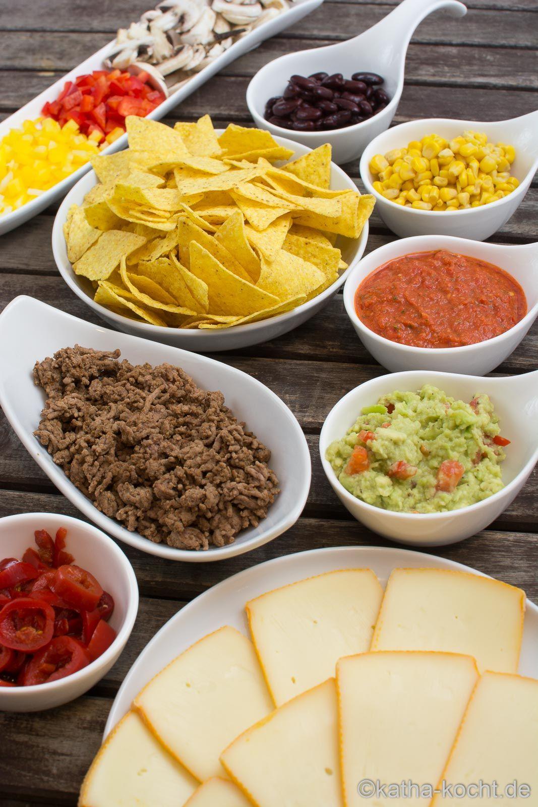 Nacho Raclette - überbackene Tortilla Chips mal anders - Katha-kocht!