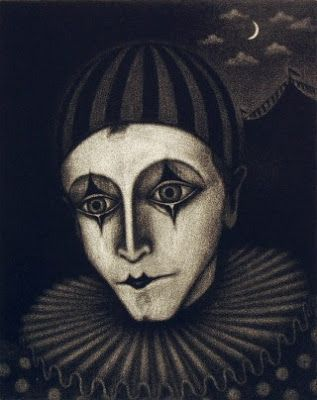 La Quimera del Arte: Temible Pierrot