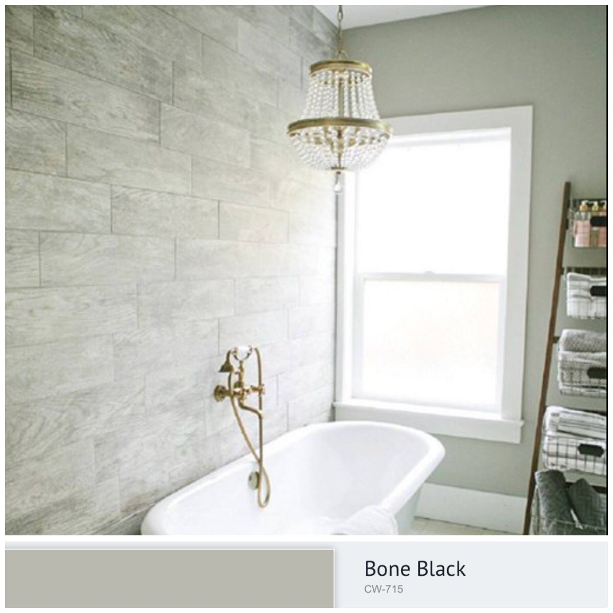 Benjamin Moore Cw 715 Bone Black Paint Color Ideas Tbm