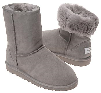 #UGG                      #Kids Girls               #Kids' #Classic #Short #Pre/Grd #Boots #(Grey)      UGG Kids' Classic Short Pre/Grd Boots (Grey)                                  http://www.snaproduct.com/product.aspx?PID=5864053