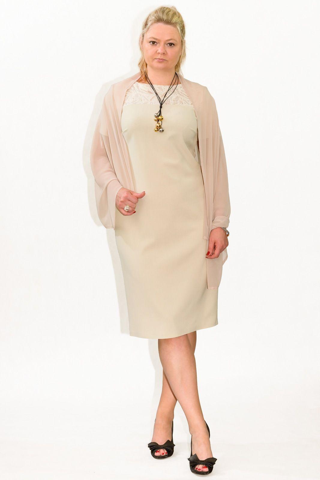 faf91678ed  Sukienka  plus size Sunflower WYPRZEDAŻ! Inne rozmiary dostępne w cenie  regularnej.