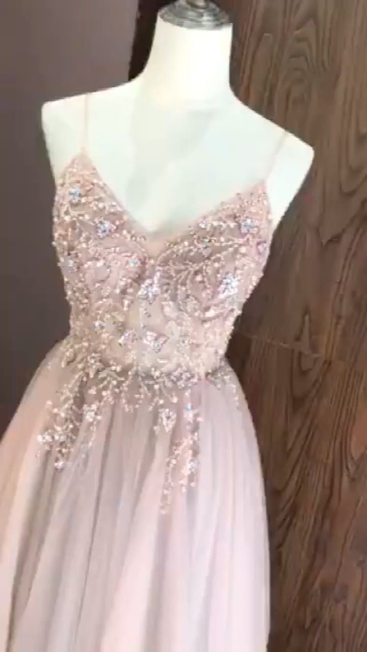 promdresses fashiondresses pinkdresses  | abschlussball