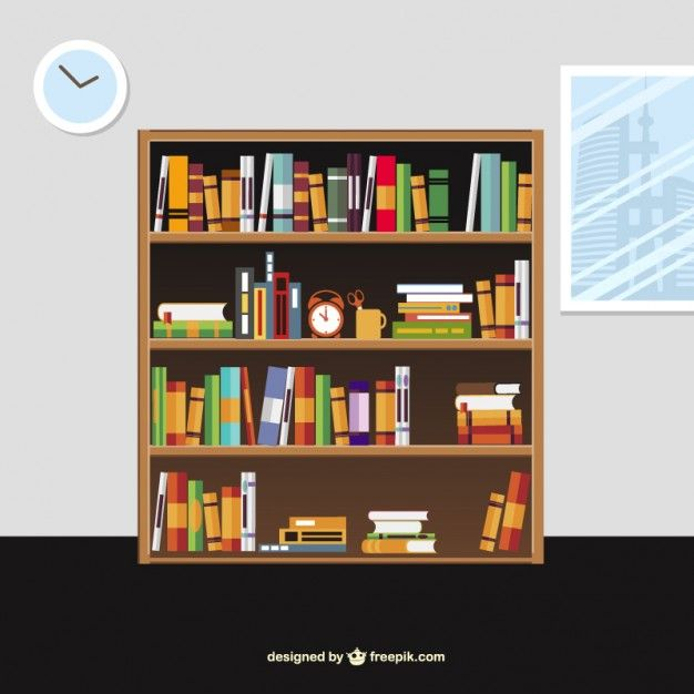 c6b47386aad50 Estante De Libros