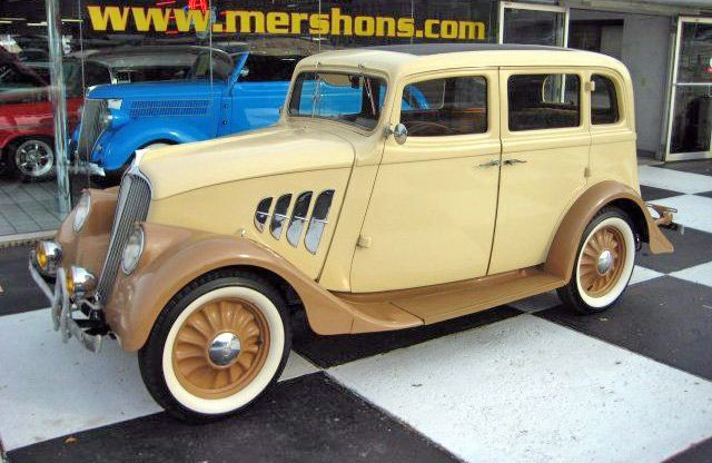 1933 Willys Model 77 Brought To You By House Of Insurance In