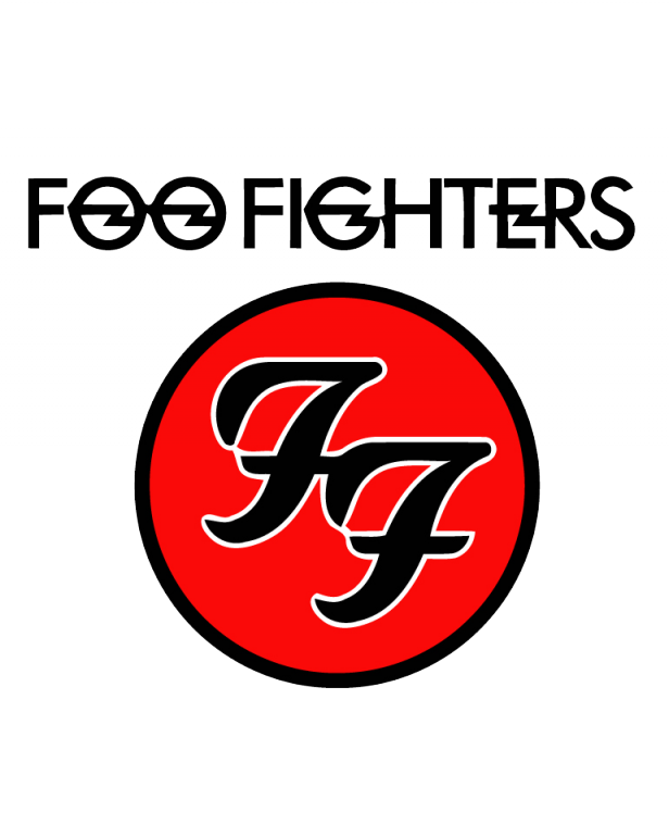 Foofighterslogo0g 616770 Pinteres