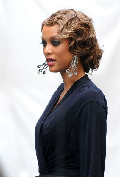 Flapper Hairstyles Impressive 25 Finger Waves Hairstyles  Finger Waves Finger And Wave Hairstyles