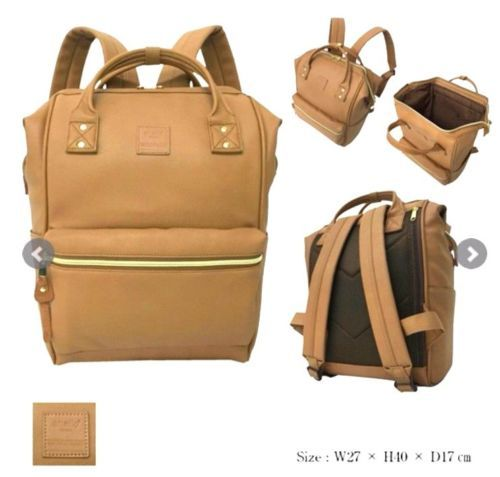 ef57c96a96 Anello-Japan-LARGE-MINI-Backpack-Hot-Selling-Rucksack-Canvas-Quality-School- Bag